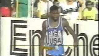 IAAF World Championships Rome 1987 4x100m Relay Men Final