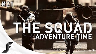 THE SQUAD - ADVENTURE TIME!