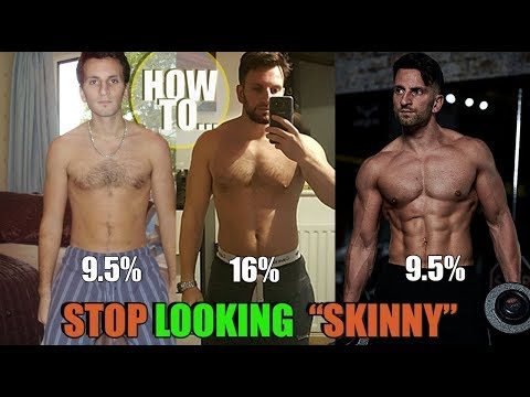 WHY YOU LOOK SKINNY & NOT MUSCLY AS A NATURAL   TIPS FOR BUILDING MUSCLE WITH LOW BODY FAT