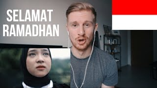 YA ROMDHON - SABYAN (Official Music Video) SELAMAT RAMADAN // INDONESIAN MUSIC REACTION