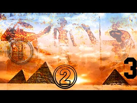 THREE PYRAMIDS! THIS is WHY! OMG!