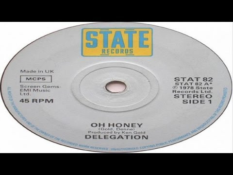 Delegation - Oh Honey