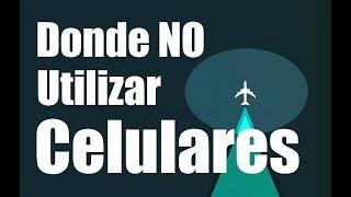 Porque NO utilizar tu celular en un vuelo ni en gasolineras | ENTec