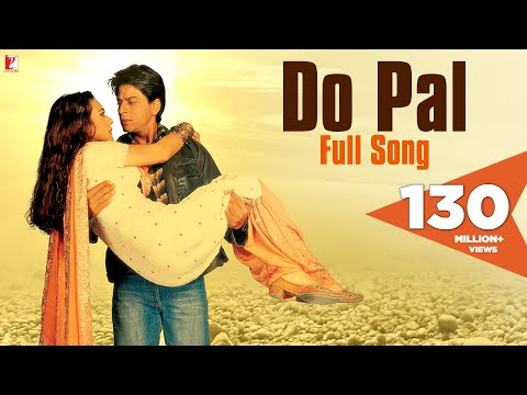 Mix - Do Pal - Full Song | Veer-Zaara | Shah Rukh Khan | Preity Zinta | Lata Mangeshkar | Sonu Nigam