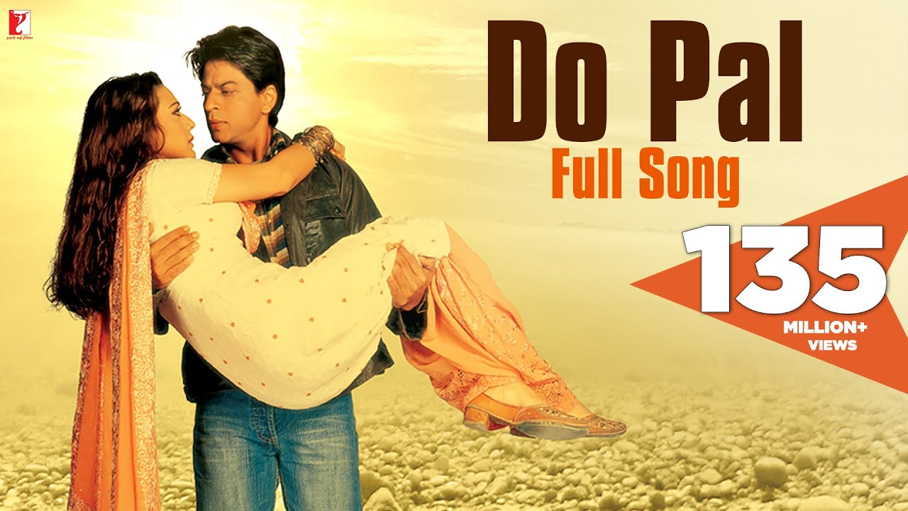 Do Pal Full Song Veer Zaara Shah Rukh Khan Preity Zinta