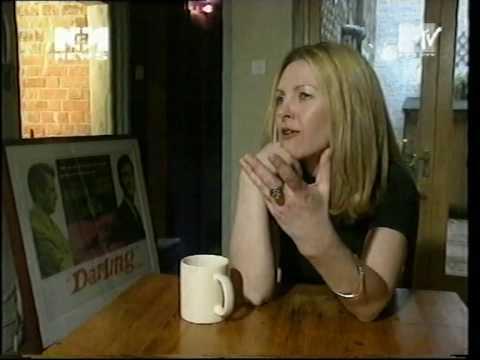MTV Europe News 1998 Sarah Cracknell, Sharon Stone  (Vj Kicki Berg)