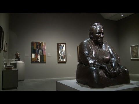 Gertrude Stein's amazing art collection