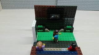 Лего сериал «Школа» 3 серия «Карантин»