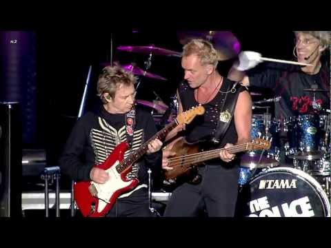 The Police - So Lonely 2008 Live Video HD