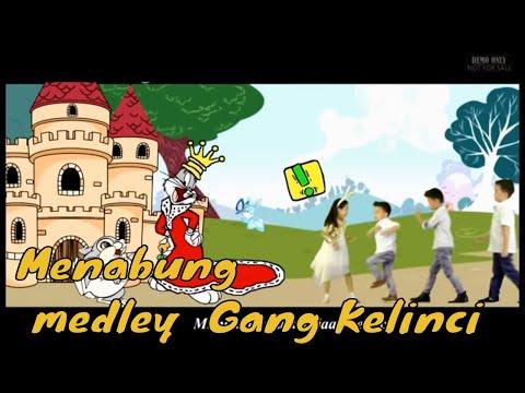 Menabung medley Gang Kelinci - Jane Gabriela  Sutedja