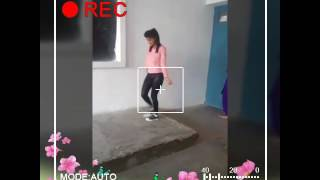 Amazing Dance On Lamborghini | official|college Girl|