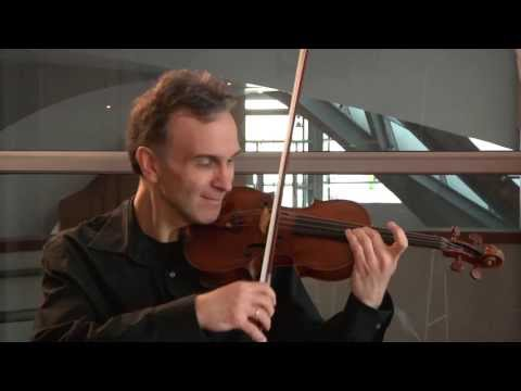 Gil Shaham on the Sibelius Violin Concerto, David Oistrakh and Michael Tilson Thomas