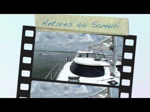 Antares 44i Sailing Offshore