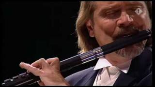 Mozart concerto for flute and harp-2.Mvnt.