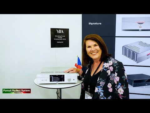 YBA HiFi NEW £3k Heritage Streaming Music Centre All In One @ Munich High End 2019