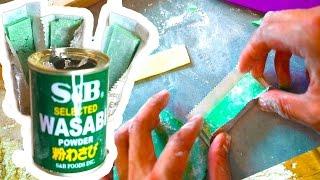 DIY Wassabi Gum Prank!!!!