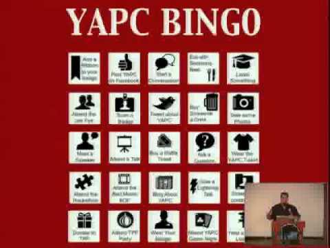 JT Smith   Welcome to YAPC::NA 2012