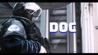 Doc, on the subject of teammates (Rainbow Six Siege)
