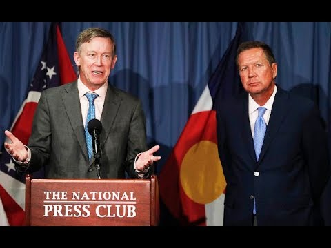 "John Kasich Wants 2020 ""Unity Ticket"" With Democratic VP"