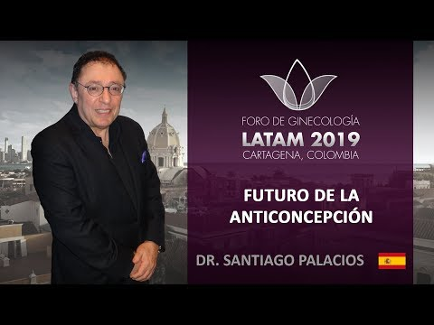 2019 14 - Futuro de la anticoncepción - Dr. Santiago Palacios