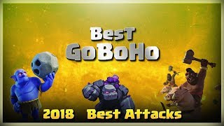 Golem+Bowler+Hog= Best GoBoHo Attacks | TH11 War Strategy #183 | COC 2018 |