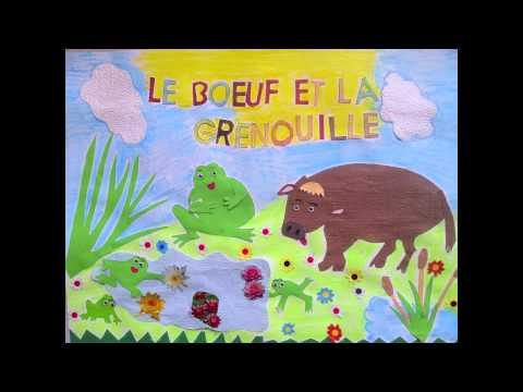 Le boeuf et la grenouille youtube - Image la grenouille et le boeuf ...