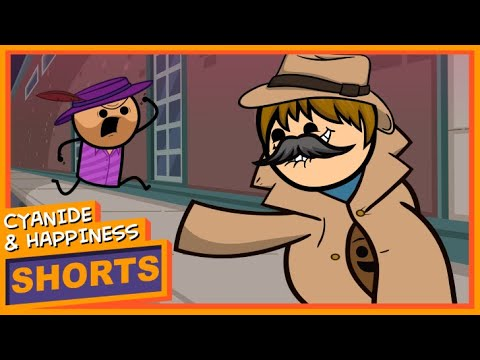 The Tall Boys Hit The Town - Cyanide & Happiness Shorts
