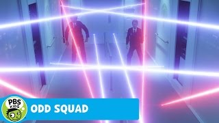 odd squad the movie otto and otis dance through the lasers pbs kids