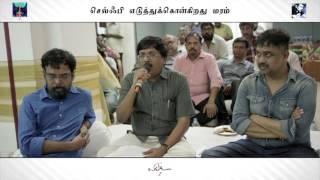 Director Gautham Vasudev Menon @ Director Lingusamy
