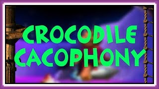 Crocodile Cacophony (Diddy Kong Racing Style)