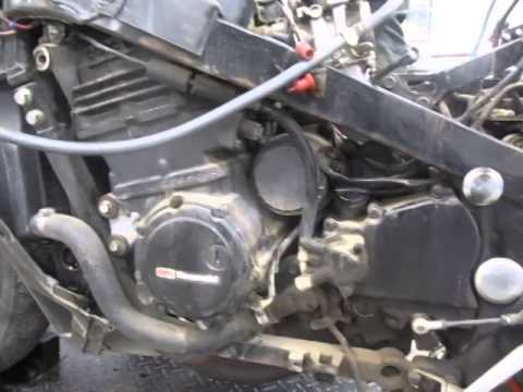 1986 1987 Kawasaki Zx1000a Zx1000 Motor And Parts For Sale On Ebay