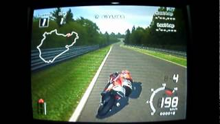 TZ125 PlayStation 2 Tourist Trophy Nürburgring Yamaha 7'34,914