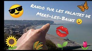 falaises de Mers Les Bains !