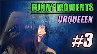 URQUEEEN FUNNY MOMENTS COMPILATION - ODDSHOT #3