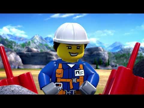 2018 Gold Mine Grief - LEGO City (SE)