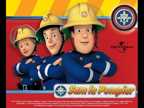Sam le pompier compilation 1h doovi - Sam le pompier dessin anime en francais ...