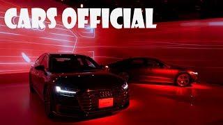 Audi A8 • Audi A7 Sportback • Launch • Event • Cars Official
