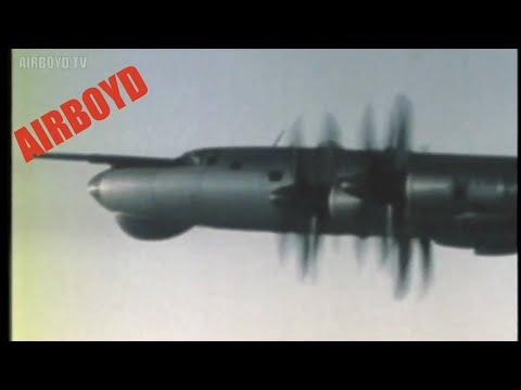 Tupolev TU-95 Bear Intercept Keflavik (Туполев Ту-95)