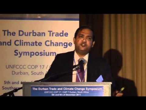 The Durban Trade & Climate Change Symposium 6 Dec 2011 Session 9