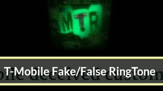 T-MOBILE FINED $40 MILLION FOR FAKE/FALSE RINGTONES! Hmm WHAT ELSE DO THEY LIE ABOUT?