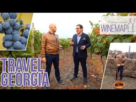 Travel Tbilisi and Kekcheti regions - visiting  Georgia  | Travel With WineMap TV