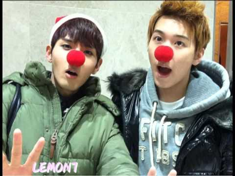 [MP3] Ryeowook singing Christmas song (feat.Sungmin)