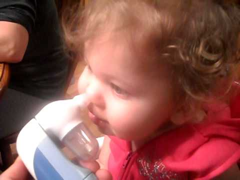 infant nose suction machine