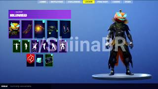 [PATCH 6.02] ALL NEW SKINS IN-GAME! HOLLOWHEAD, SCOURGE ETC - FORTNITE BATTLE ROYALE