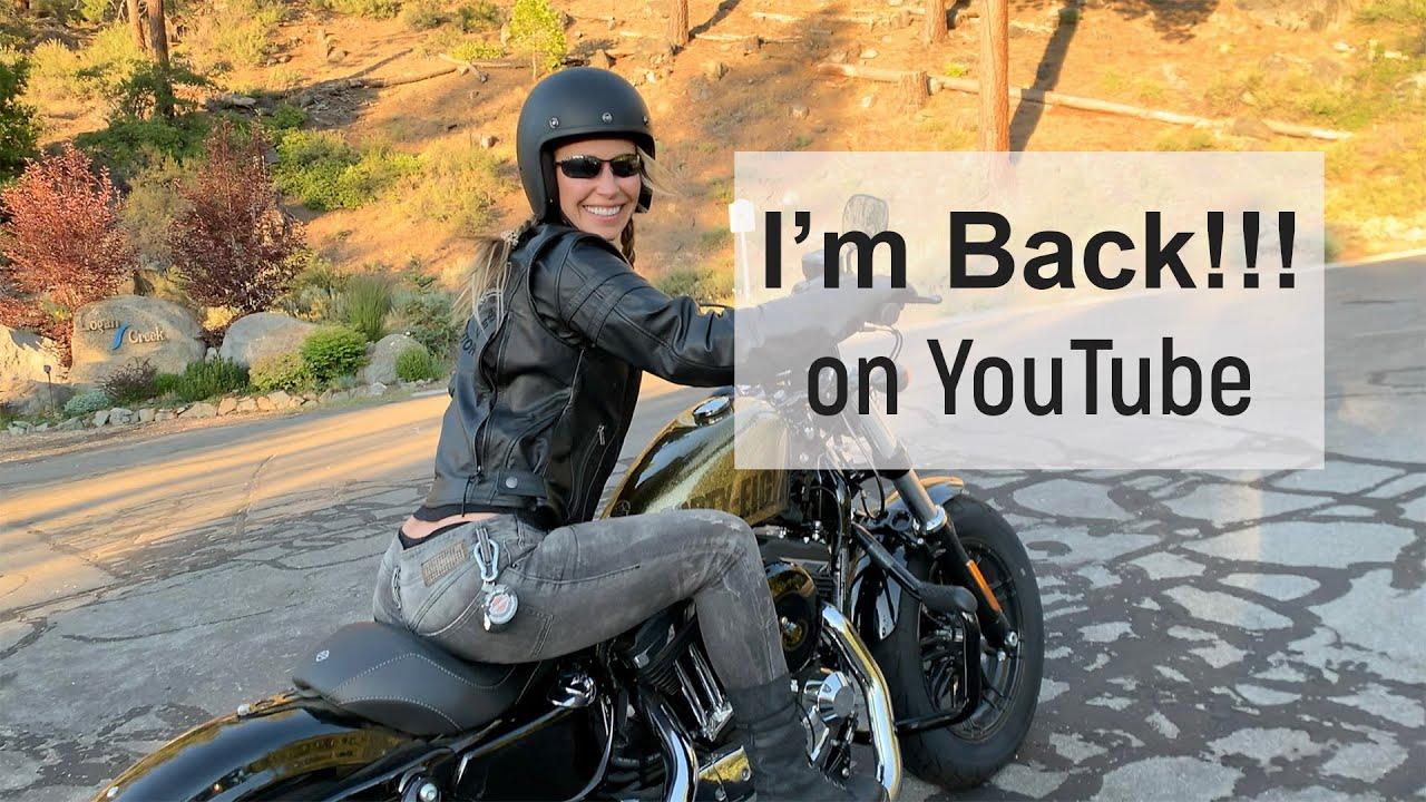 I'm Back on YouTube!!