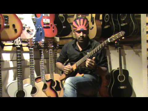 Guitar likhith kurba guitar tabs : Sun Raha Hai - Aashiqui 2 - Guitar solo by Likhith Kurba - YouTube