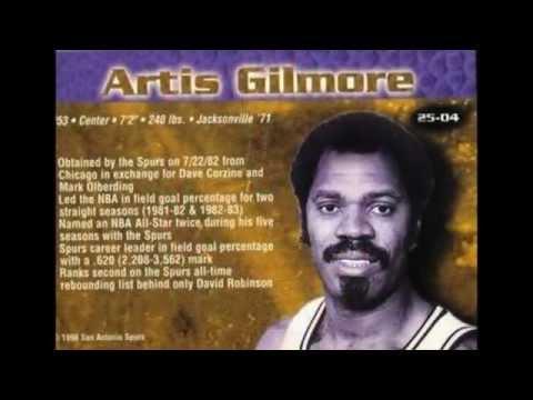 DNASportsTalk Artis Gilmore Interview