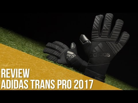 Review guantes adidas Trans Pro 2017