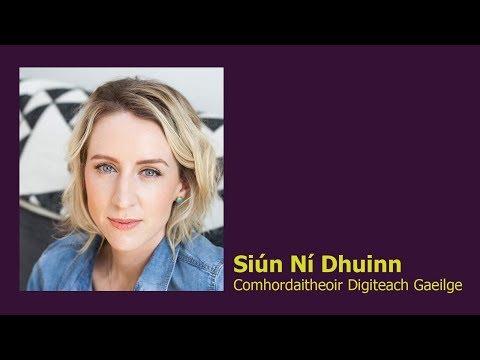 KEEP MEDIA GOOD   Siún Ní Dhuinn   RTÉ