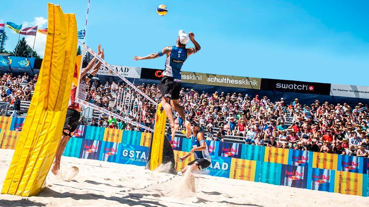The Most Spectacular Duo In Beach Volleyball History | Krasilnikov/Stoyanovskiy | Crazy Moments (HD)